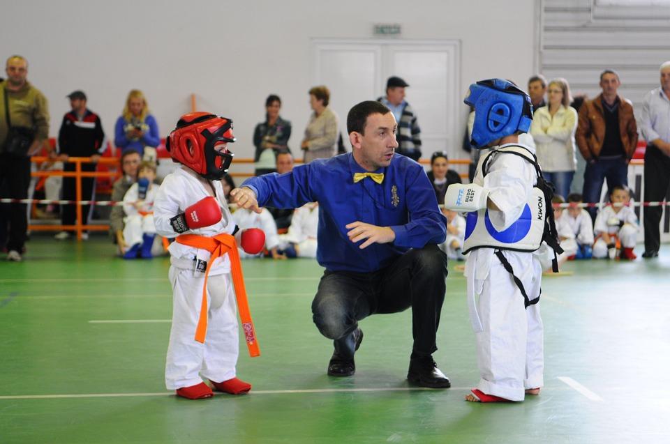 Karate classes in Peterborough